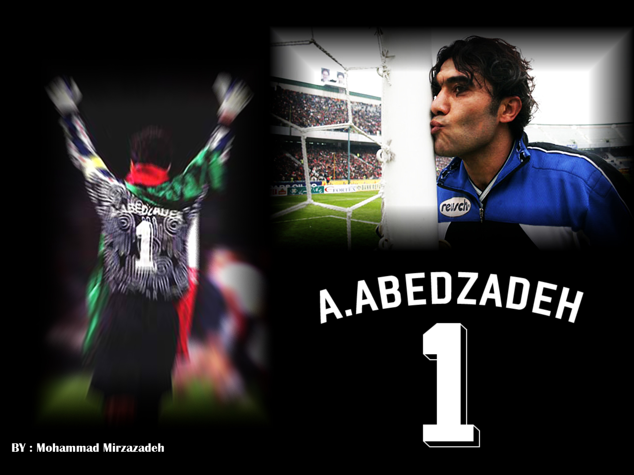 عابدزاده برای هميشه از این کشور رفت